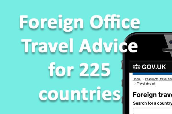 Foreign Travel Advice