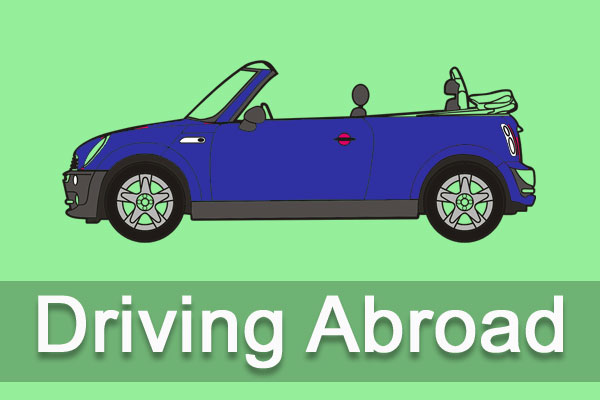 Driving abroad
